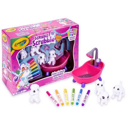 Crayola繪兒樂小馬繪畫玩具組