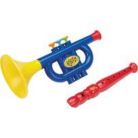 BRU Infant & Preschool 2入樂器玩具