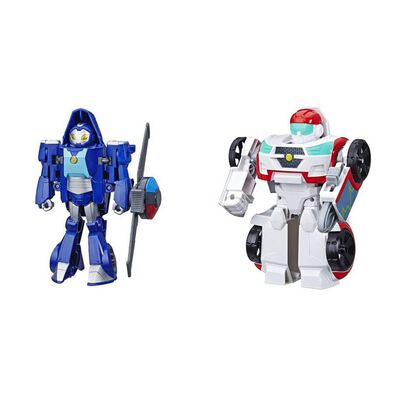 Transformers變形金剛救援英雄經典組 - 隨機發貨