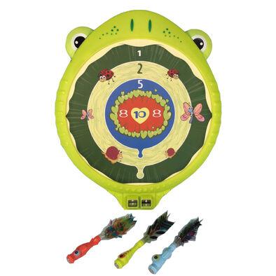 Tai Sing大生 磁力飛鏢靶-青蛙