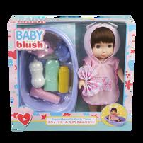 Baby Blush洗澡甜心娃娃配件組