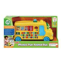 LeapFrog 動物字母發音小巴士