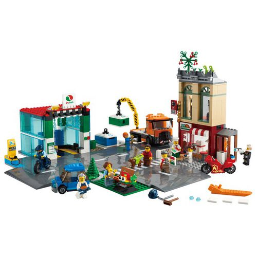 LEGO樂高 60292 市中心