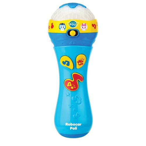 Robocar Poli波力救援小英雄 波力寶寶麥克風