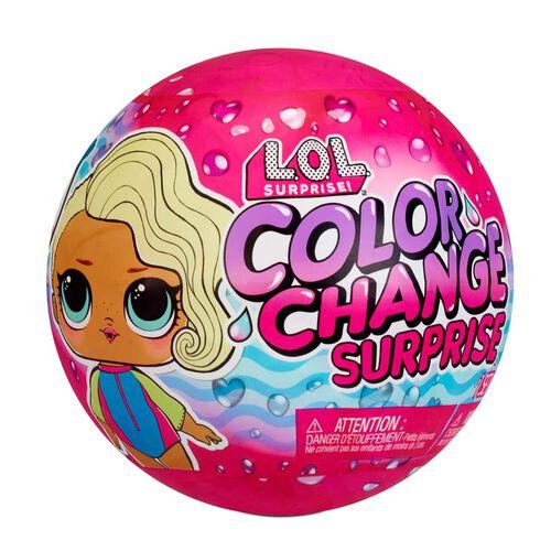 L.O.L. Surprise!驚喜寶貝蛋 驚喜變彩寶貝-隨機發貨