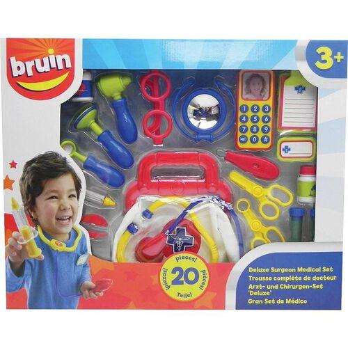 BRU Infant & Preschool 豪華醫生組