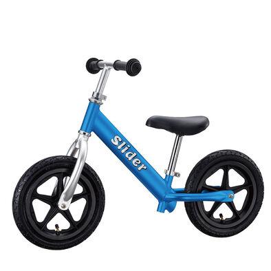 Slider 兒童鋁合金滑步車 藍