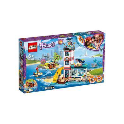 LEGO樂高好朋友系列 41380 燈塔救援中心 積木 玩具