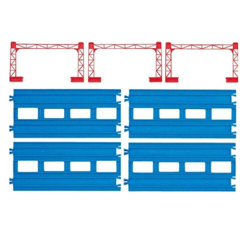Plarail鐵道王國 R-04 複線直軌