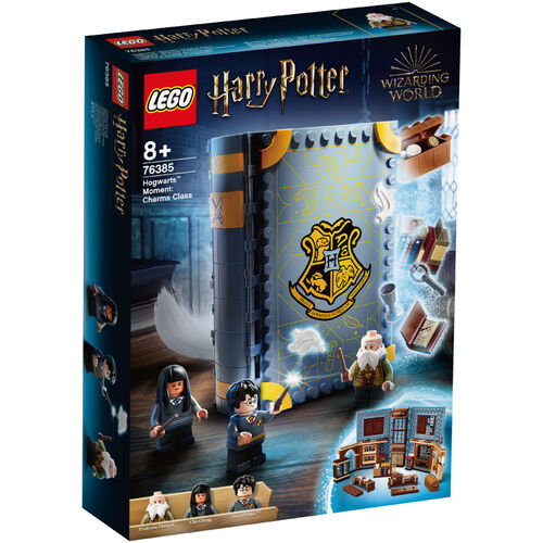 LEGO樂高 76385 Hogwarts Moment: Charms Class