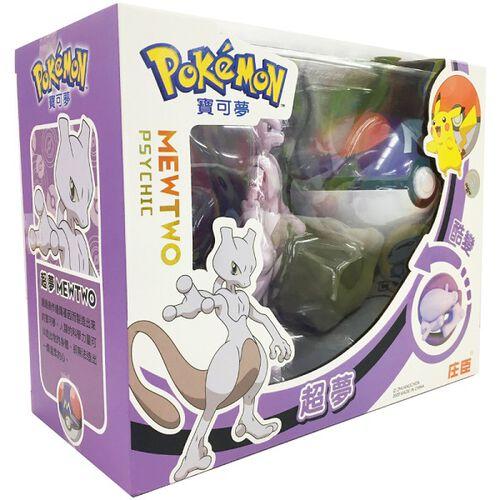 Pokemon寶可夢變形系列 超夢