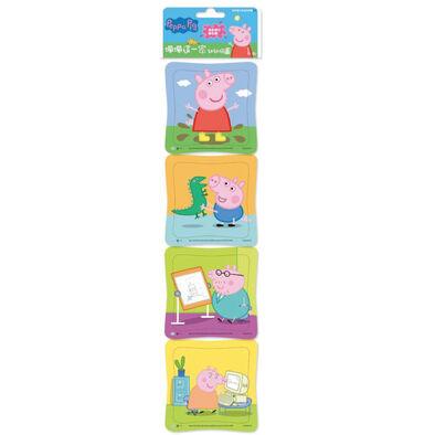 Acme世一粉紅豬佩佩這一家幼幼拼圖
