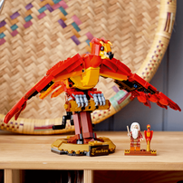 Lego樂高 76394 Fawkes, Dumbledore's Phoenix