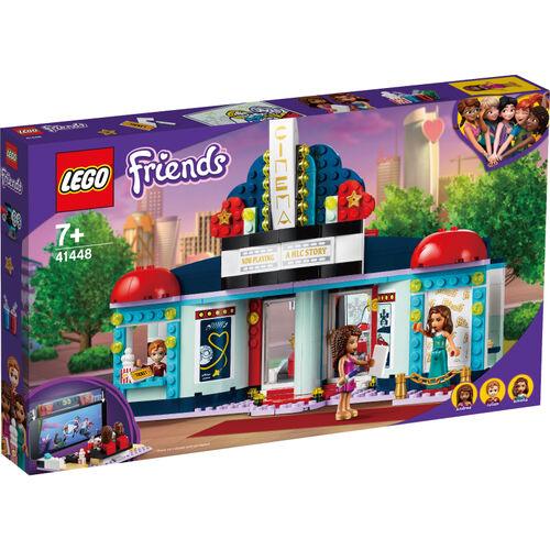 LEGO樂高 41448 心湖城電影院