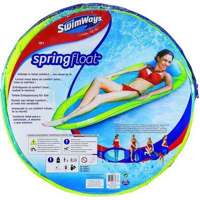 Swim Ways輕便水上浮床