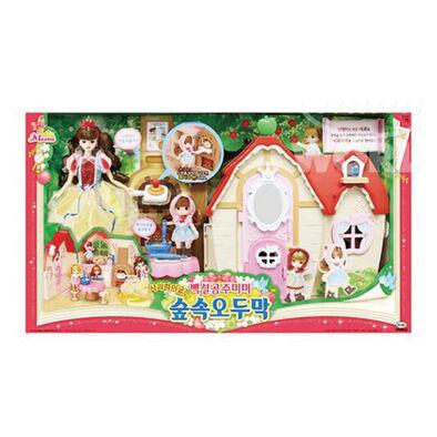 Mimi World Mimi與迷你mimi的童話小屋