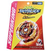 Beyblade戰鬥陀螺 BURST#172 世界巨神