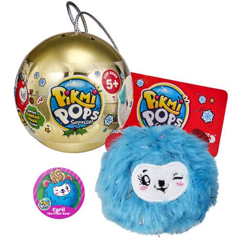 Pikmi Pops Surprise!絨毛寵物驚喜 掛飾假期限定 - 隨機發貨