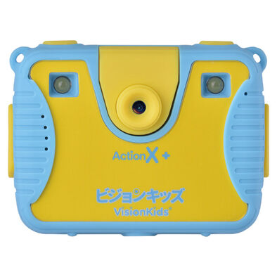 VisionKids 1600萬像素可拍照防水兒童數位相機  藍