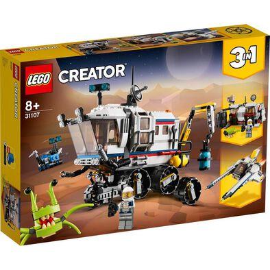 LEGO樂高 31107 太空探測車