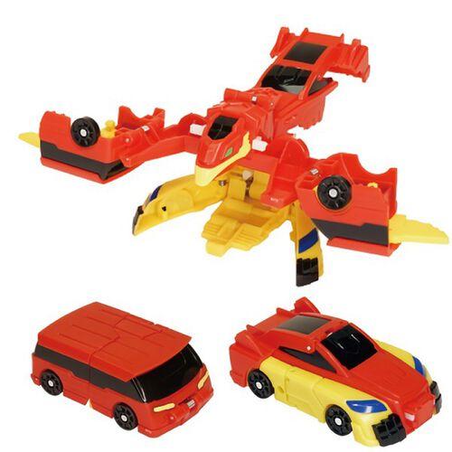 Hello Carbot衝鋒戰士咖寶車神巡弋閃鷹