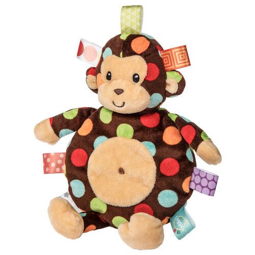 Taggies標籤動物沙沙紙玩偶-點點猴