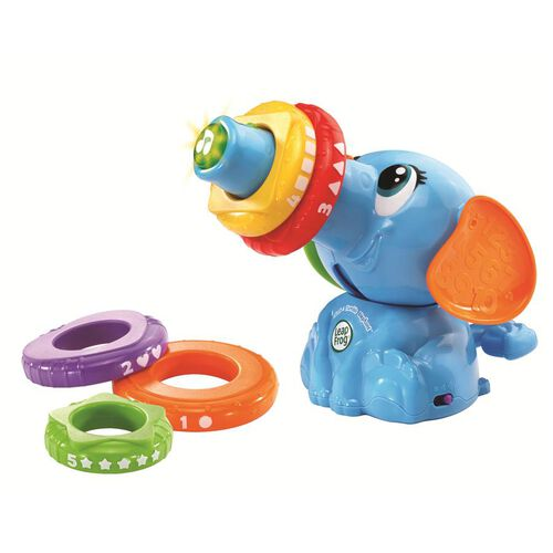 Leapfrog跳跳蛙 拋圈學習小象