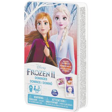 冰雪奇緣2: 鐵盒多米諾骨牌