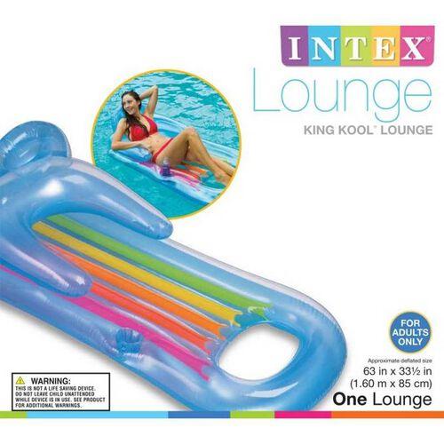 Intex漂浮躺椅(160X85cm)