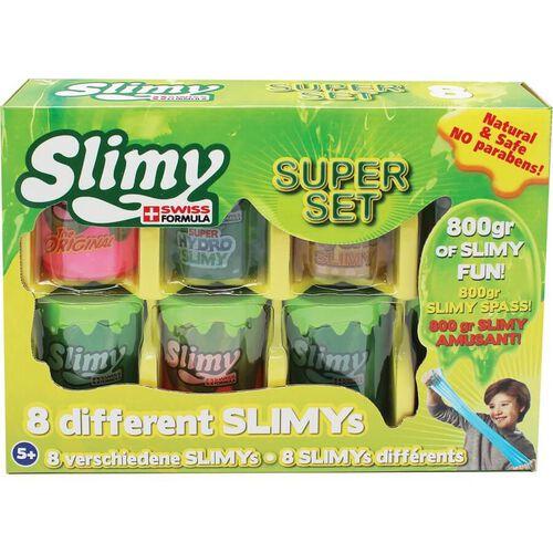 Slimy史萊姆8入裝 - 隨機發貨