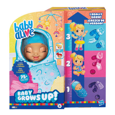 Baby Alive淘氣寶貝快樂成長娃娃 - 隨機發貨