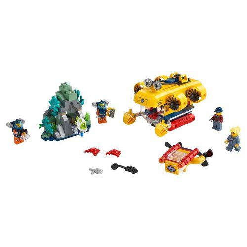 LEGO樂高 60264 海洋探索潛水艇