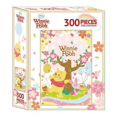 Winnie The Pooh小熊維尼 300片盒裝拼圖©