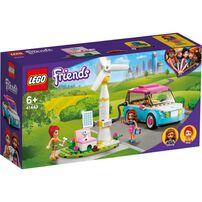 LEGO樂高 41443 奧麗薇亞的電動車
