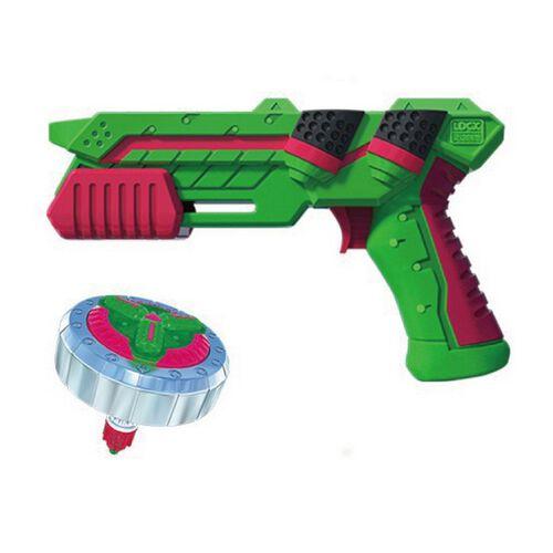 Spin Fighter魔幻陀螺 能引擎-單核雷岩x破雷先鋒