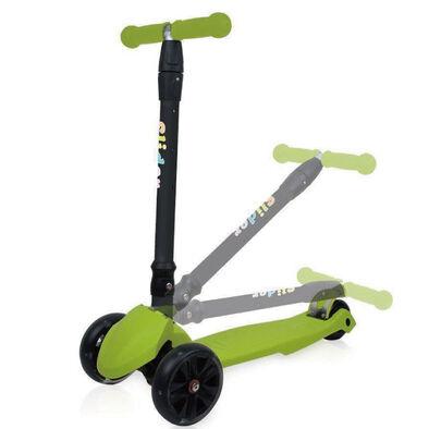Slider 兒童三輪折疊滑板車 Xl1-果綠