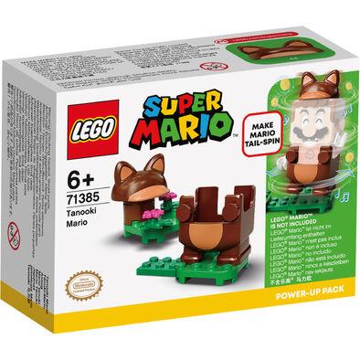 LEGO樂高 71385 狸貓瑪利歐 Power-Up 套裝