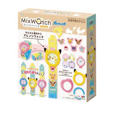 Mix Watch手錶粉寶可夢版