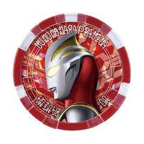 Ultraman超人力霸王 DX 超人徽章 超人力霸王傑特 伽瑪未來套組