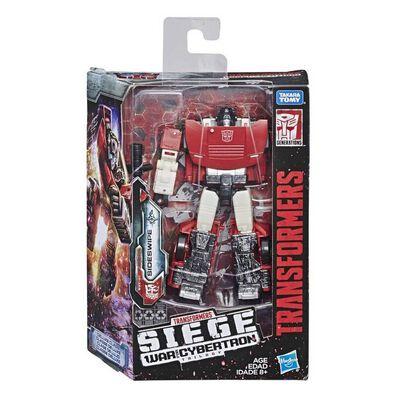 Transformers變形金剛世代系列塞伯坦之戰豪華戰將系列