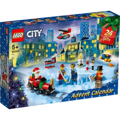 Lego樂高 City 60303驚喜月曆