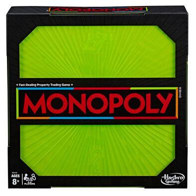 Monopoly地產大亨-螢光色版