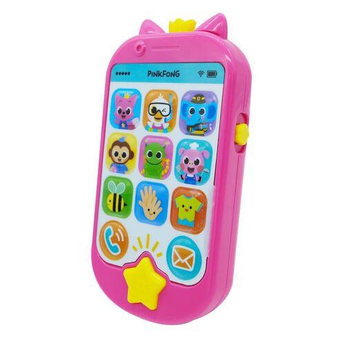 Pinkfong碰碰狐 歡樂互動手機