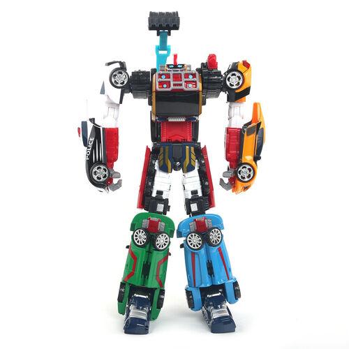 Tobot機器戰士 MAGMA6