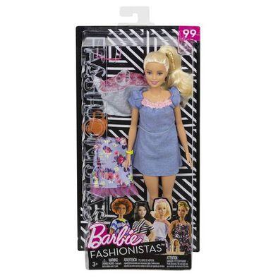 Barbie芭比時尚服飾組