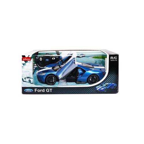 Rastar星輝 1:14 福特GT(DOOR OPEN MAUNALLY)遙控車