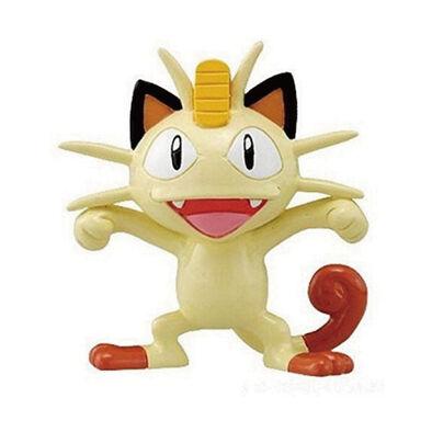 Pokemon寶可夢 Moncolle #48 喵喵