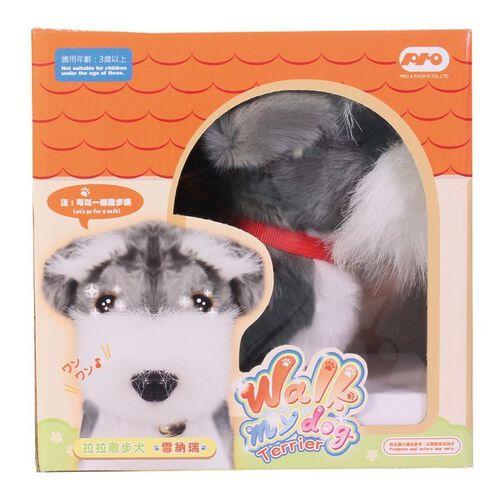 Mimi World 拉拉散步狗-雪納瑞