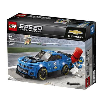 LEGO樂高超級賽車系列 LEGO Speed Champions Chevrolet Camaro Zl1 Race Car 75891