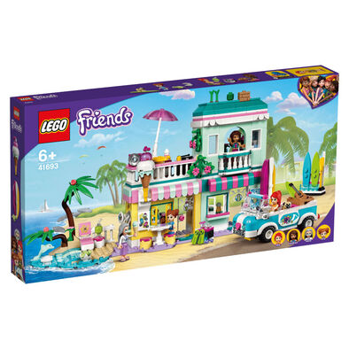 Lego Surfer Beachfront